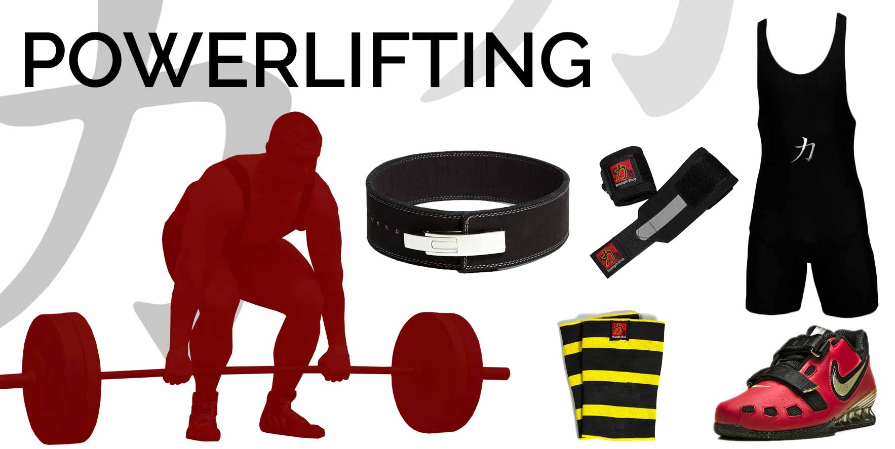 Olympic Weightlifting Powerlifting Strongman