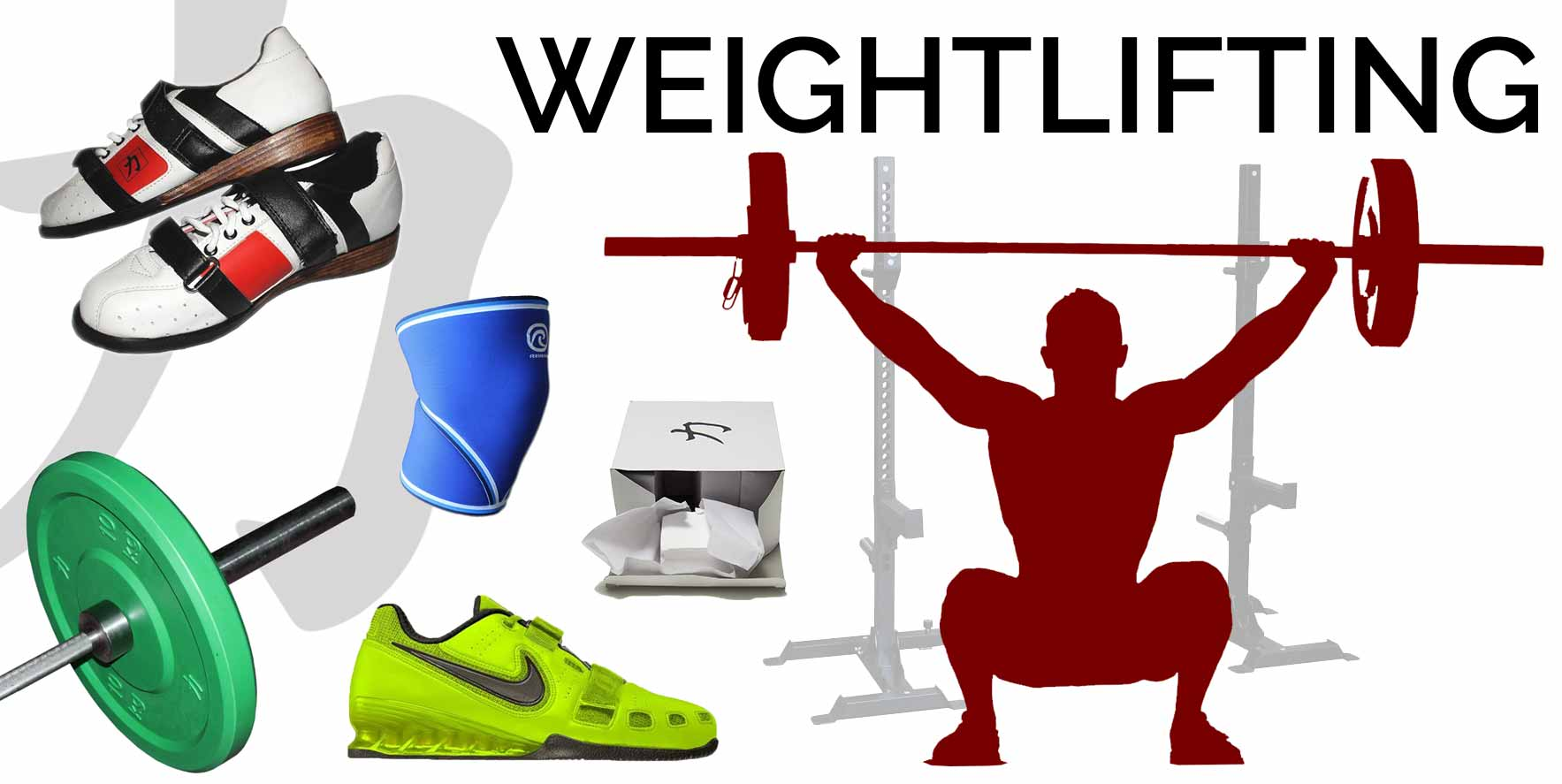 Strength Shop Weightlifting Equipment