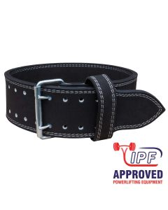 Strengthshop 13mm Double Prong Buckle Belt - IPF APPROVED