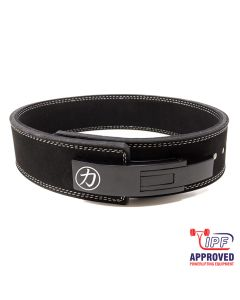 "Strengthshop 10mm Lever Belt 3"" Wide - IPF Approved"