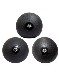 Ultra Grip Slam Ball Set - 1 each 60kg, 70kg, 80kg