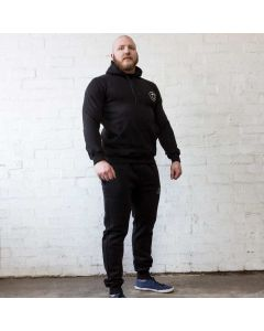 Strength Shop Jogging Suit - Black
