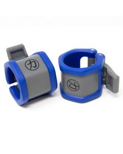 Strength Shop Olympic Riot Collars by Lock Jaw - Blue