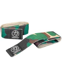 Strength Shop Camo Lifting Straps
