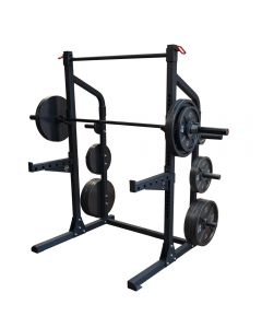 Strength Shop Garage Half Rack