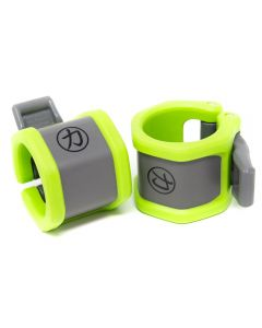 Strength Shop Olympic Riot Collars by Lock Jaw - Green
