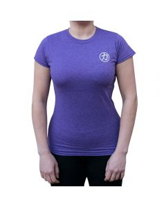 Strength Wear Women's - Heather Purple T-Shirt