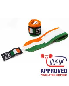 Strength Shop Thor Wrist Wraps - Ireland - IPF APPROVED