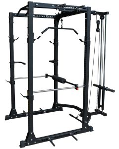 Strength Shop Thor Power Cage with Lat Pulldown Attachment