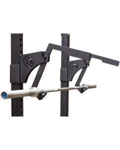 Monolift Attachment for Riot Power Cage, Rigs & Wall Mounted Foldable Rack - 75mm x 75mm Box Section