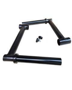 Cambered Bar Attachment - For Olympic Barbell