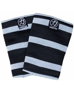 Strength Shop Triple Ply Odin Knee Sleeves - Grey/Black