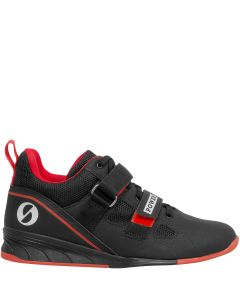 Sabo Powerlift Weightlifting Shoes - Black/Red