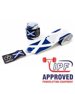 Strength Shop Thor Wrist Wraps - Scotland - IPF APPROVED