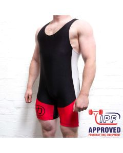 Strength Shop Thick Inferno Singlet - IPF Approved