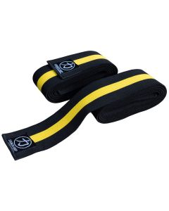 Strengthshop Thor Knee Wraps - Yellow / Black