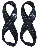 Strength Shop Figure of 8 Lifting Straps - Heavy Duty