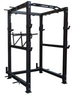 Strength Shop Riot Power Cage - 3mm Thick Steel - With straight pull up bar