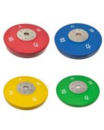 Strength Shop Competition Olympic Bumper Plates