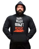 Strength Wear Hoody - Squat Bench Deadlift Repeat