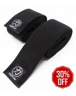 Strength Shop Thor Knee Wraps - Black